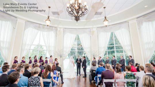 lake mary events center - orlando wedding venue