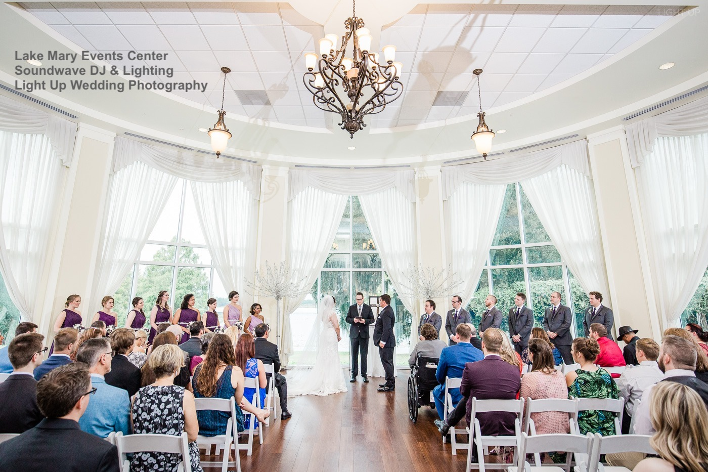lake mary events center - orlando wedding venue