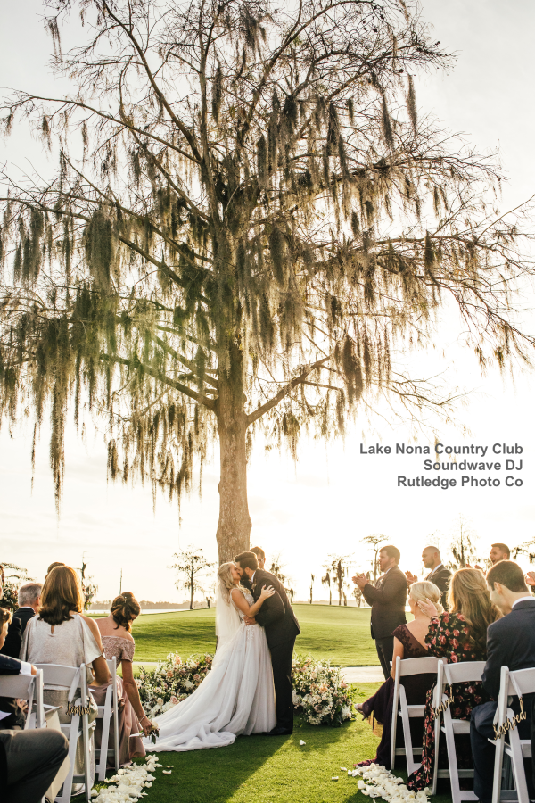 Lake Nona Country Club - orlando wedding - soundwave entertainment - soundwave dj - orlando wedding venue