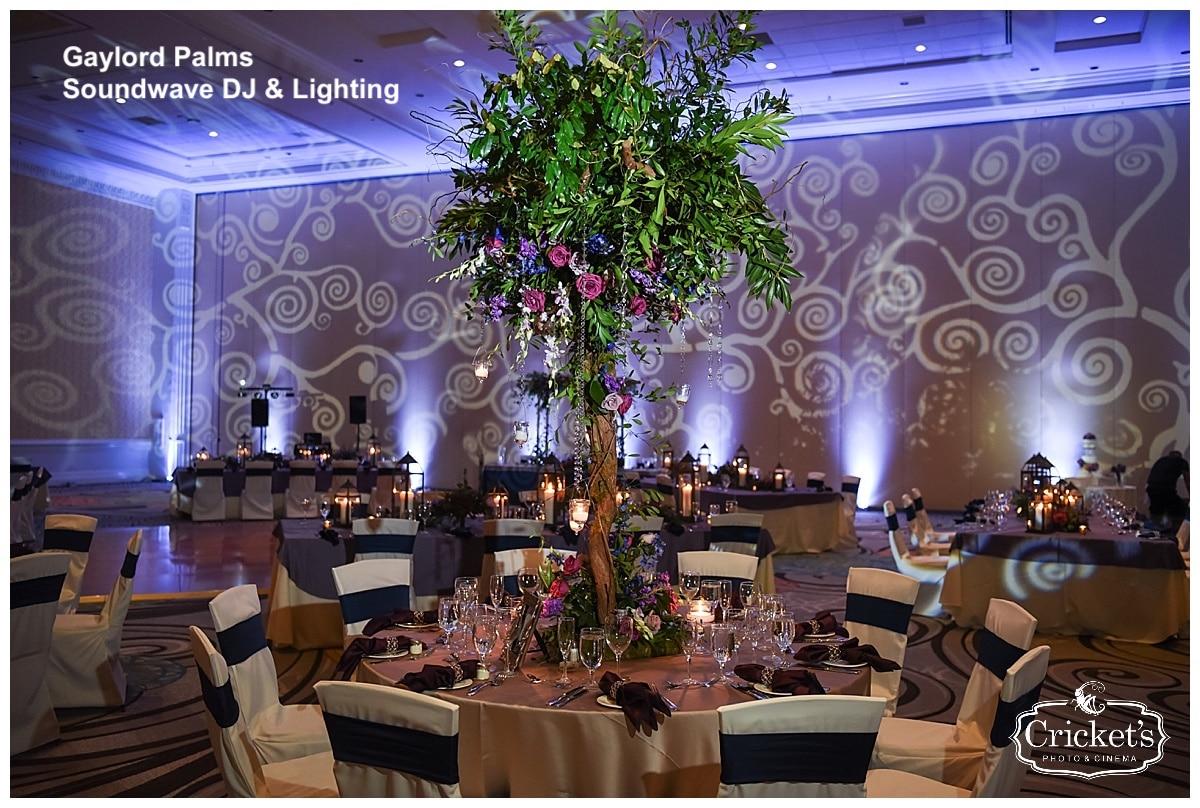 Specialty Wedding Lighting Design