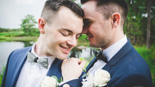gay wedding - orlando gay wedding - soundwave entertainment - soundwave dj