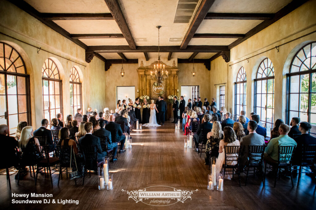 howey mansion - orlando wedding - soundwave dj - soundwave entertainent - orlando wedding dj - orlando dj company