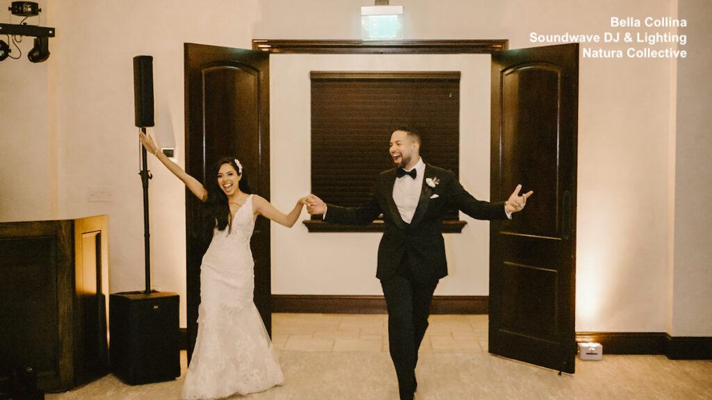 bella collina - orlando wedding - orlando wedding venue - soundwave dj - soundwave entertainment - orlando latin dj