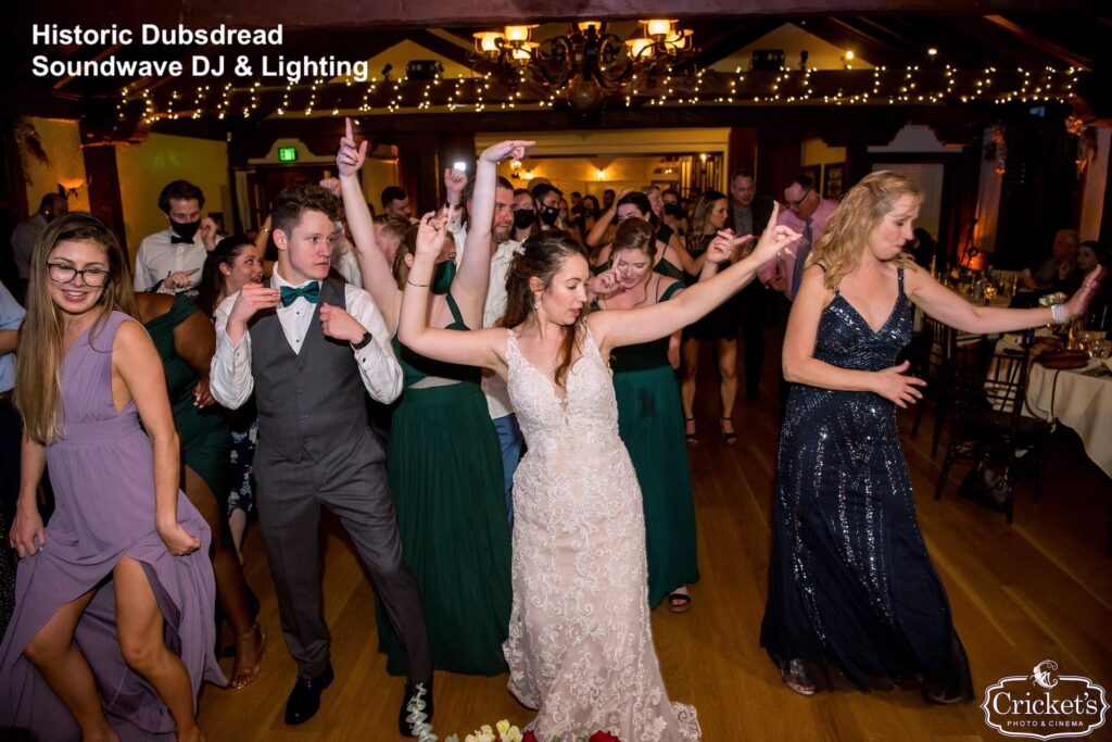 Dubsdread - orlando wedding venue - orlando wedding dj - orlando dj - soundwave entertainment - soundwave dj - orlando dj company