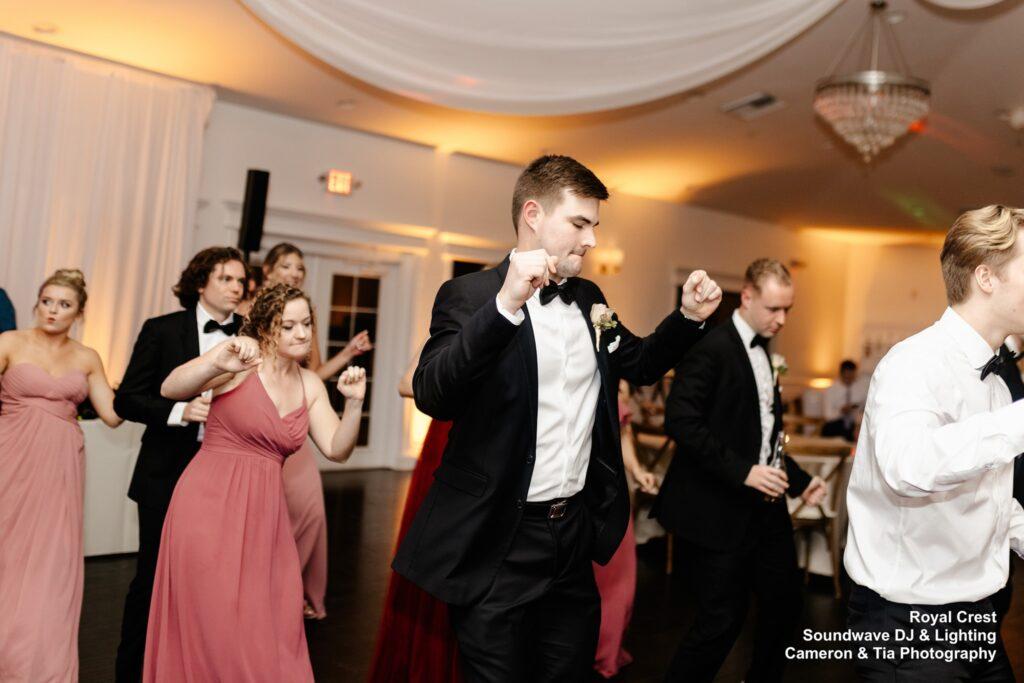 Royal Crest Orlando Wedding Soundwave DJ