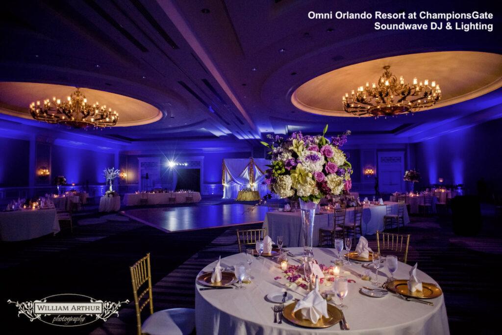 omni orlando resort wedding - omni orlando - orland wedding venue