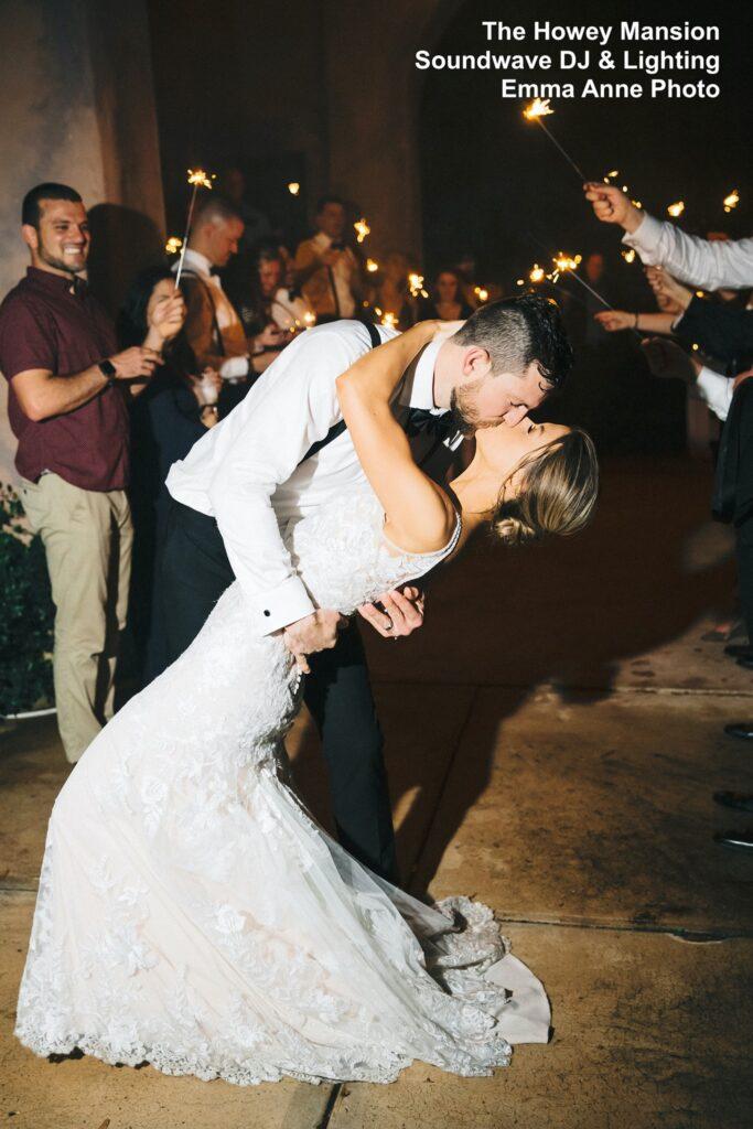 Howey Mansion Wedding First Dance