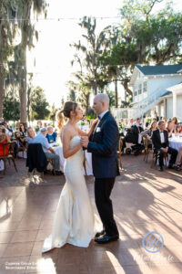 Soundwave DJ Orlando Wedding Central Florida First Dance