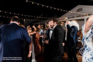 Soundwave DJ Orlando Wedding Central Florida Dance Floor