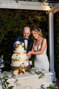 Soundwave DJ Orlando Wedding Central Florida Cake Cutting
