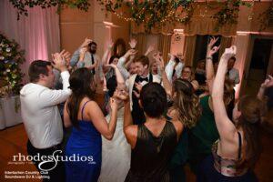 Soundwave Interlachen Country Club Central Florida Wedding First DanceSoundwave Interlachen Country Club Central Florida Wedding Dance Floor