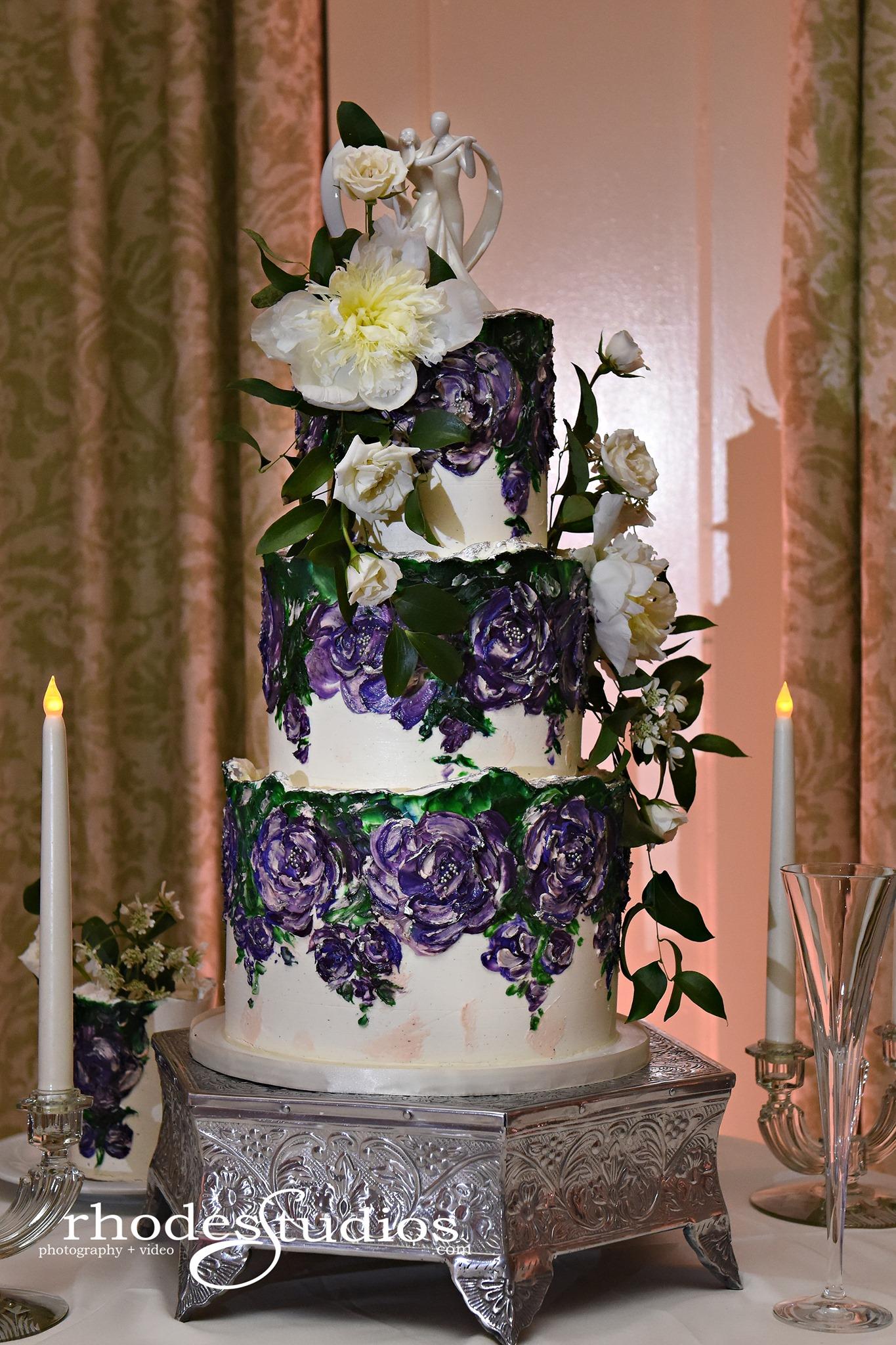 Soundwave Interlachen Country Club Central Florida Wedding First DanceSoundwave Interlachen Country Club Central Florida Wedding Cake