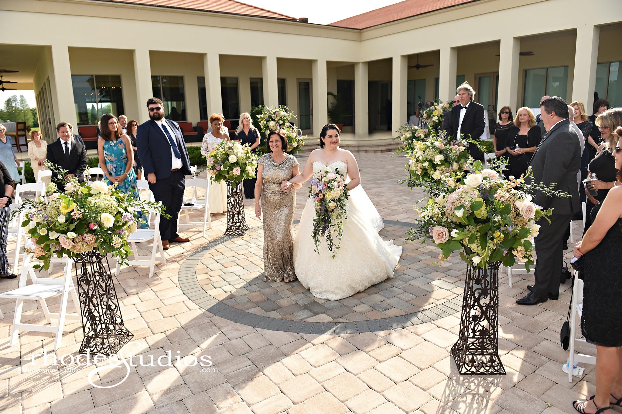 Soundwave Interlachen Country Club Central Florida Wedding First DanceSoundwave Interlachen Country Club Central Florida Wedding Ceremony