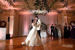 Soundwave Interlachen Country Club Central Florida Wedding First Dance