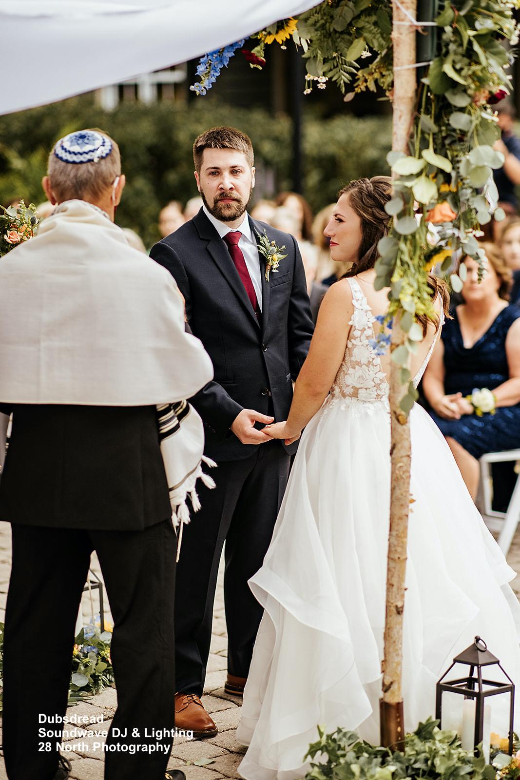 Dubsdread Soundwave Wedding Ceremony