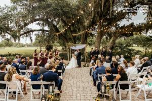 Dubsdread Soundwave Wedding Outdoor Ceremony