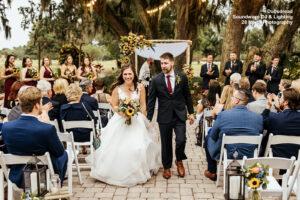 Dubsdread Soundwave Wedding Aisle