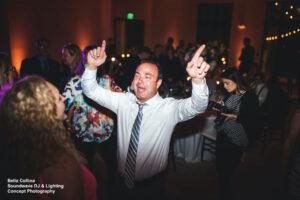 Soundwave Central Florida Wedding Dance Floor