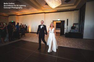 Soundwave Central Florida Wedding First Dance