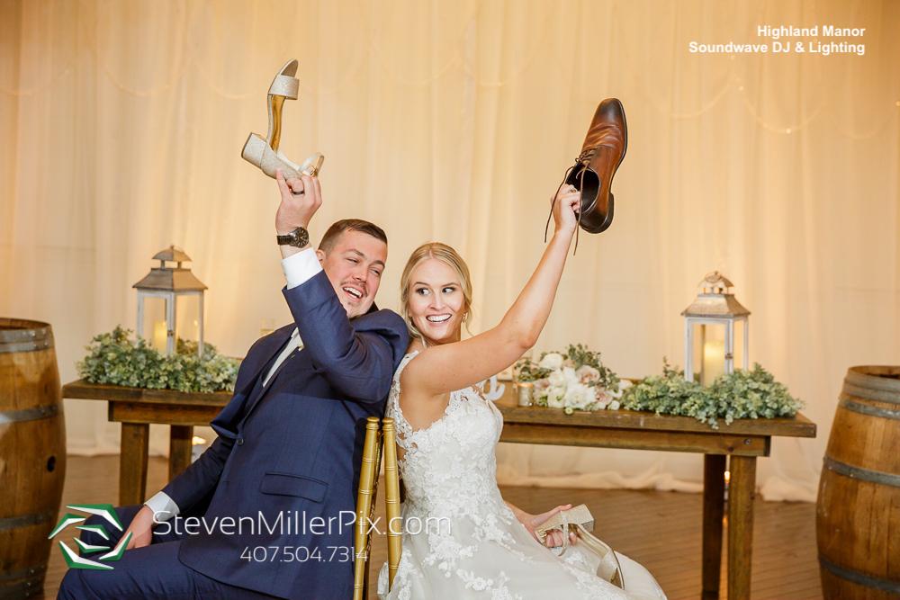 Highland Manor Wedding Shoes