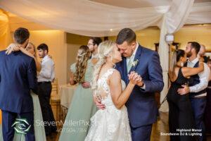 Dance Highland Manor Wedding