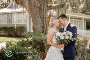 Kiss Highland Manor Wedding
