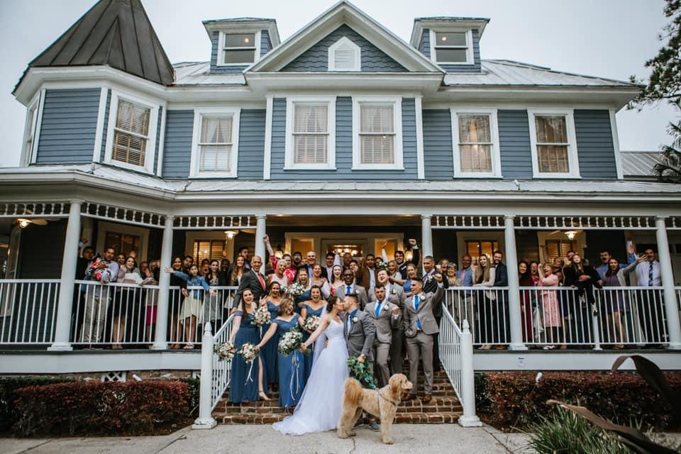 Soundwave Bridal Party