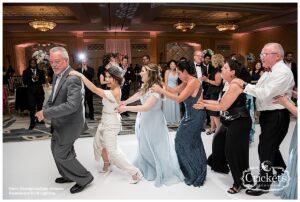 Dance Conga Line