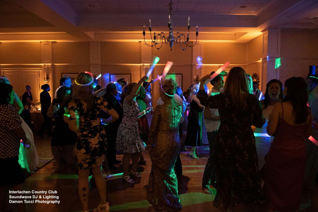 Party Interlachen Country Club Wedding