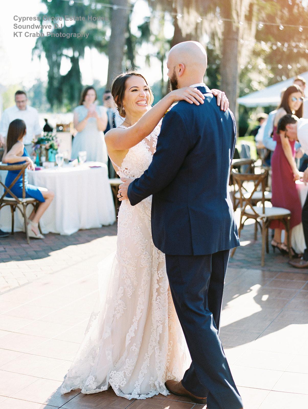 Cypress Grove First Dance