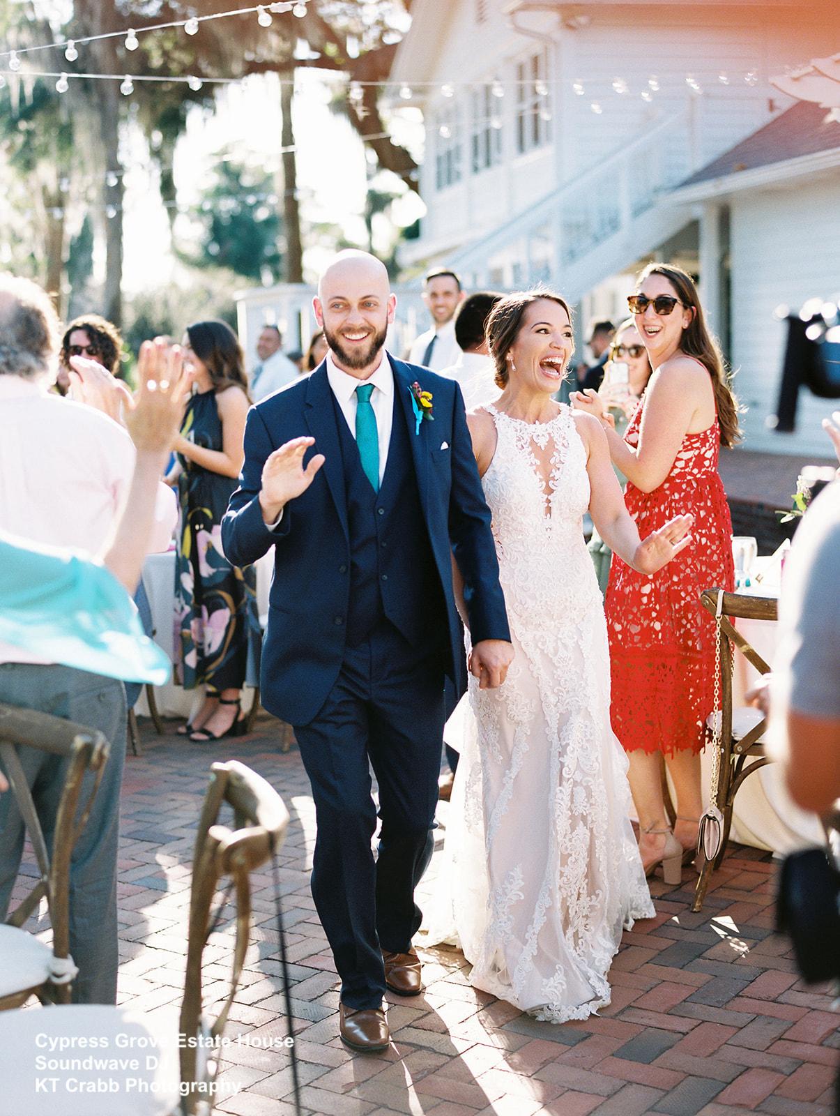 Bride Groom Cypress