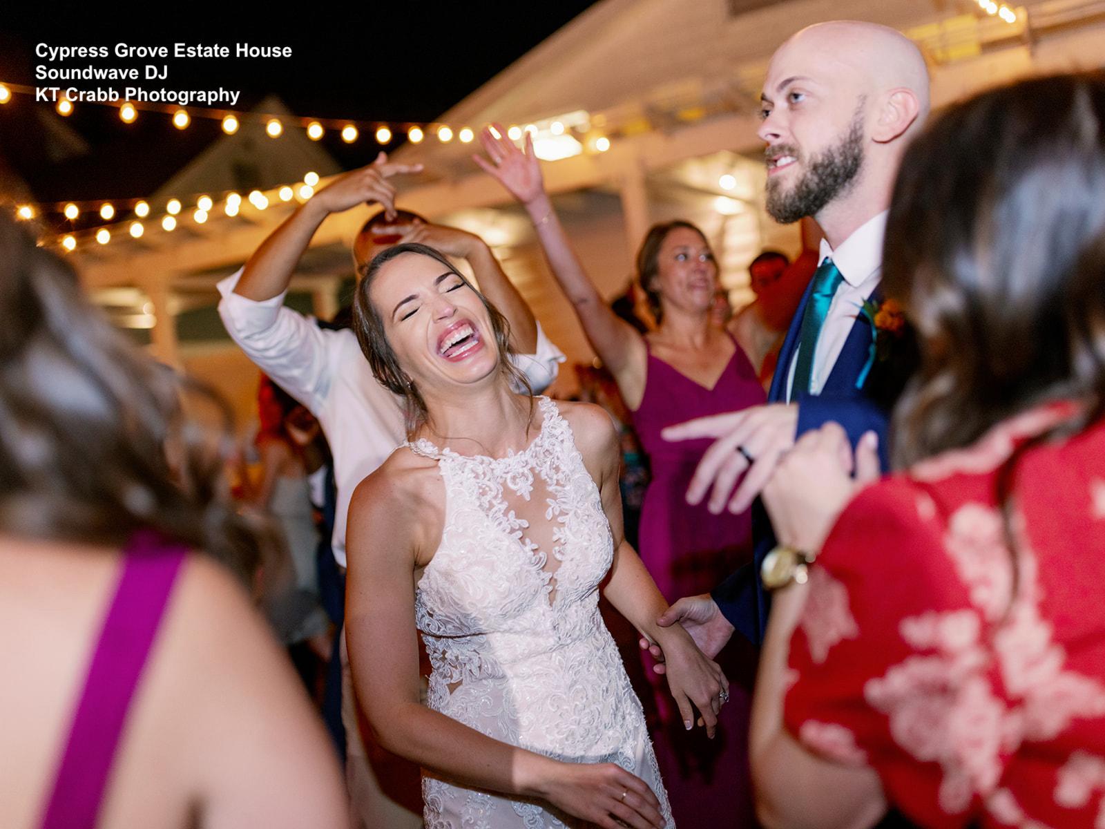 Dance Floor Cypress Grove