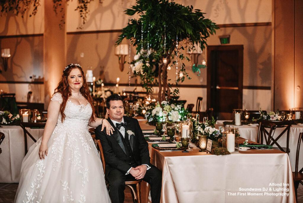 enchanted wedding at alfond inn soundwave