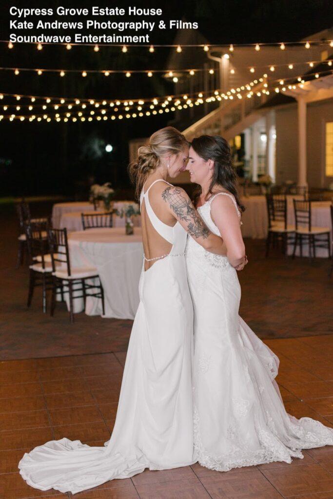 final dance wedding cypress grove soundwave entertainment